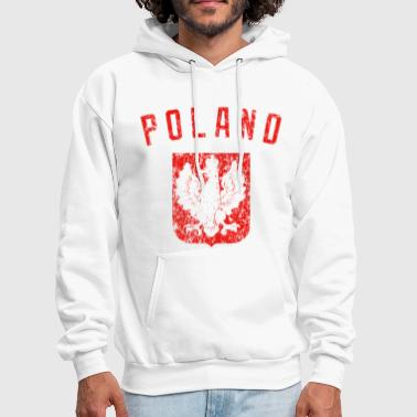 Poland Coat of Arms - Men's Hoodie