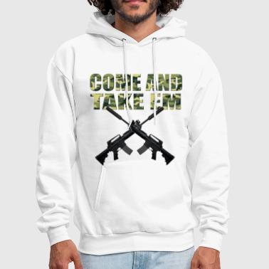 Come and Take Em - Men's Hoodie