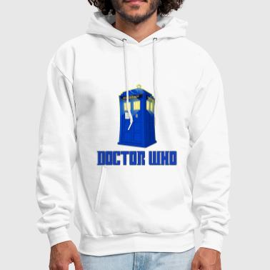 Doctor Who Dr. - Men's Hoodie