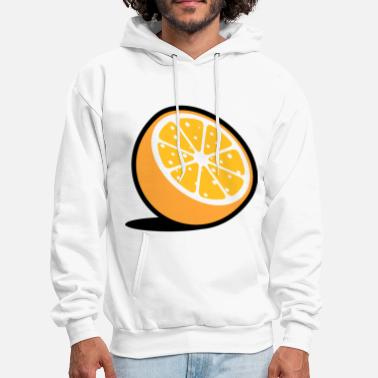Fruit &amp Orange (dd)++ - Men's Hoodie
