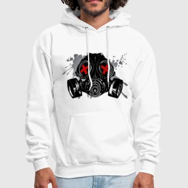 Gas Mask GAS_MASK_PROTECTION - Men's Hoodie