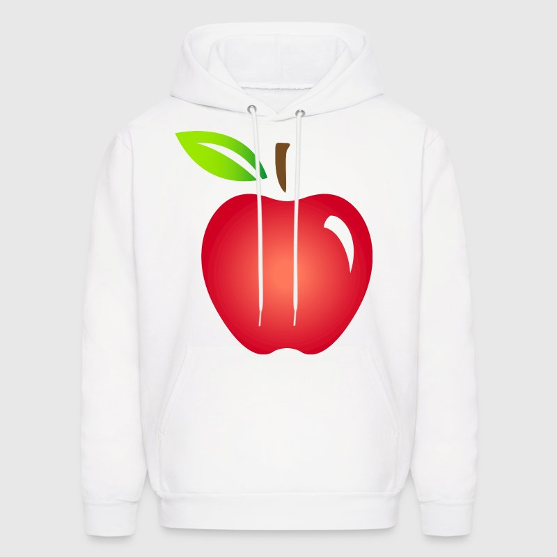 Apple Fruit (dd)++ - Men's Hoodie