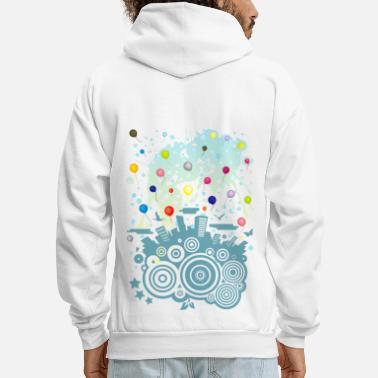 Birthday HOPE - Men's Hoodie
