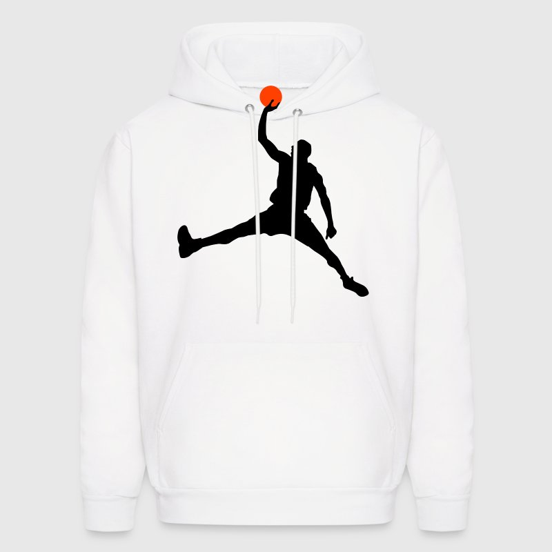 Slam Dunk HD Design - Men's Hoodie
