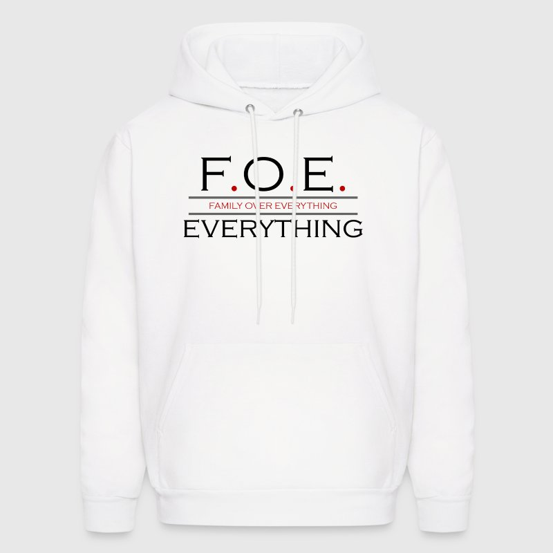 Family Over Everything - Men's Hoodie
