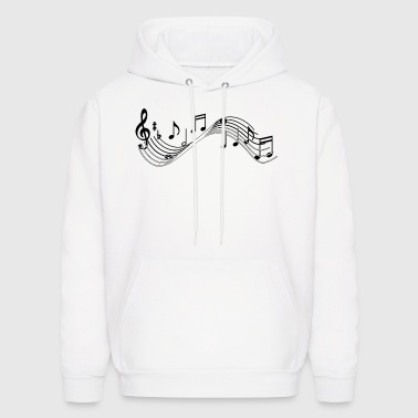 Notes - Men's Hoodie