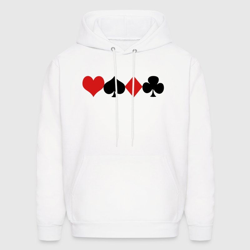 Deck of cards - Men's Hoodie