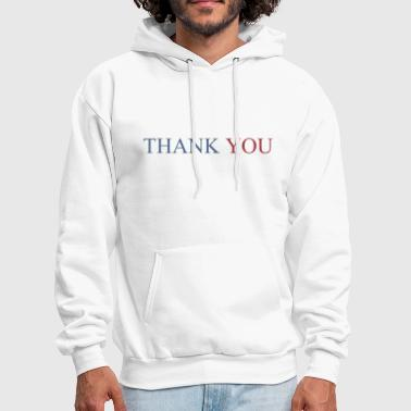 Thank You THANK YOU - Men's Hoodie