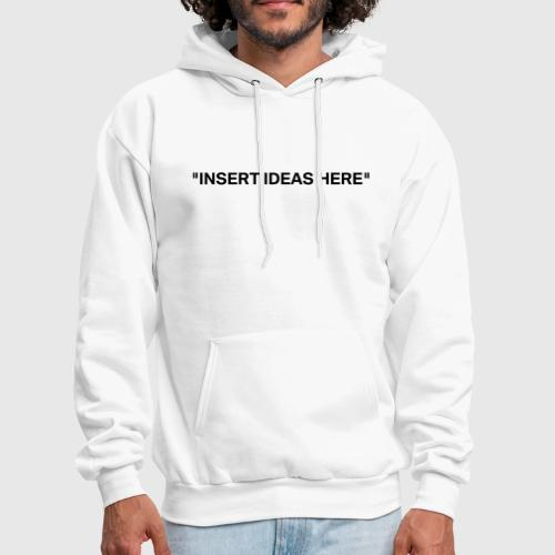 Insert Ideas Here by SneakerTees | Spreadshirt