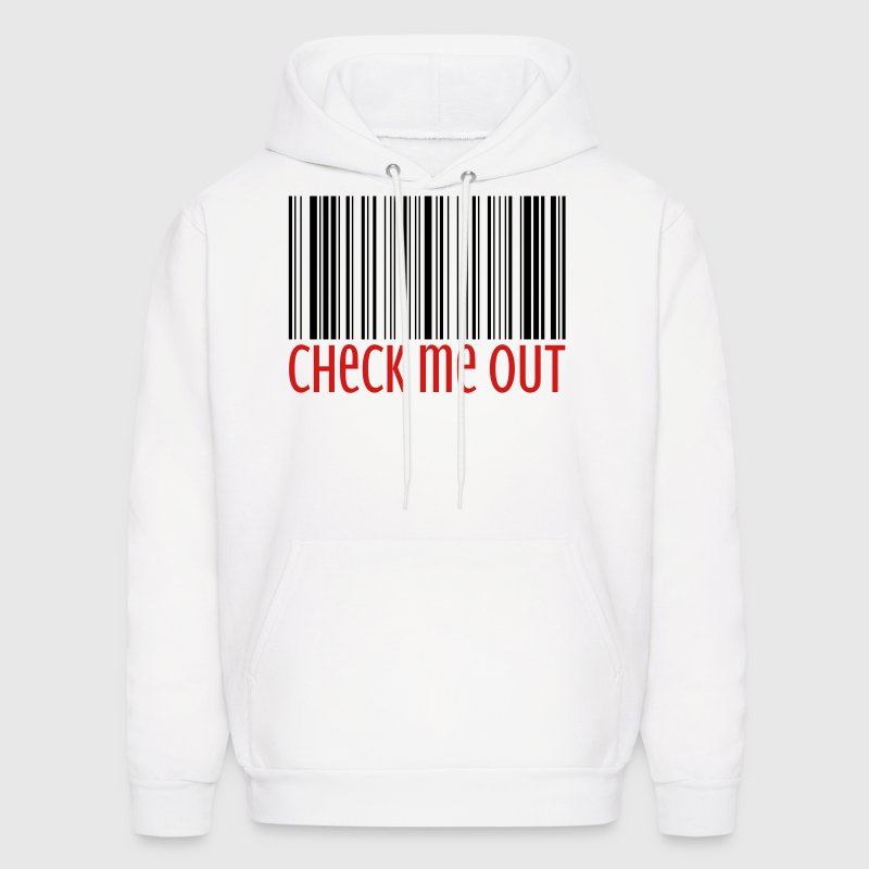 Check Me Out  - Men's Hoodie