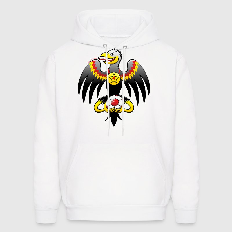 Germany's Eagle Soccer Champion - Men's Hoodie