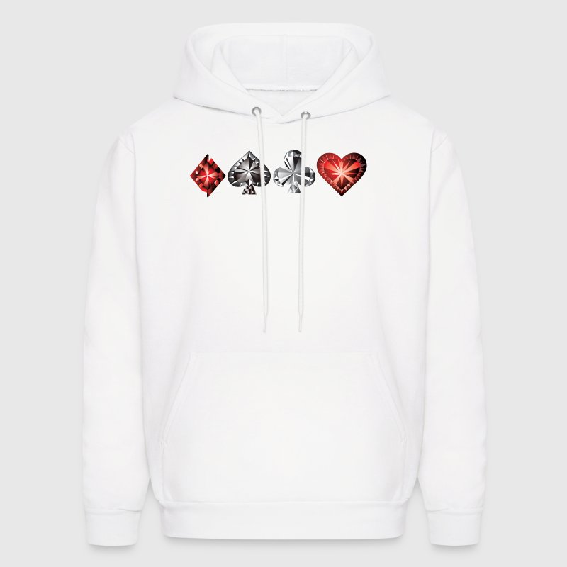 Poker - Gambling - Casino - Men's Hoodie