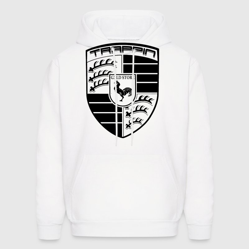 TRAPPIN' - Men's Hoodie