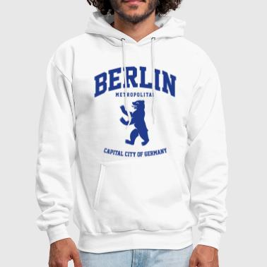 BERLIN BEAR  GERMANY - Men's Hoodie