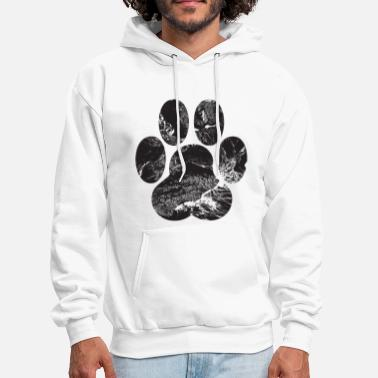 Shop Dog Paw Hoodies & Sweatshirts online | Spreadshirt