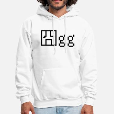 Loser good game 囧gg - Men's Hoodie