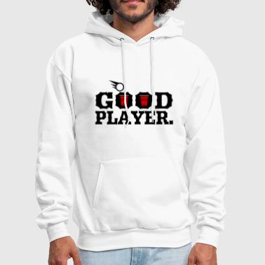 Beer Pong Good Player Beer Pong - Men's Hoodie