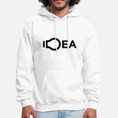 No Idea Idea - Men's Hoodie