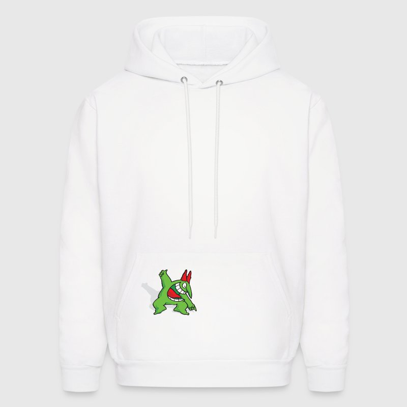 Just For Laughs Gags Victor HA pointing - Men's Hoodie