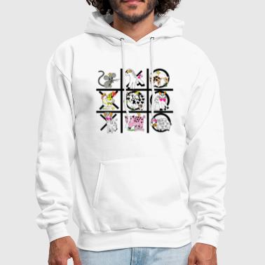Farm Animals - Men's Hoodie