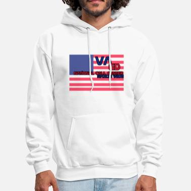 VA PHONE CENTER - Men's Hoodie