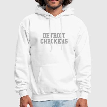 Detroit Checkers - Men's Hoodie