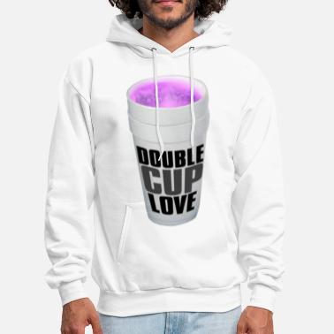 Swag Double cup love. - Men's Hoodie
