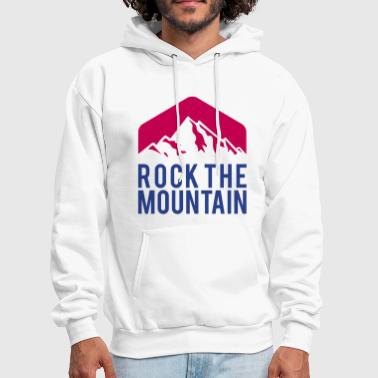 ROCK THE MOUNTAIN - Men's Hoodie