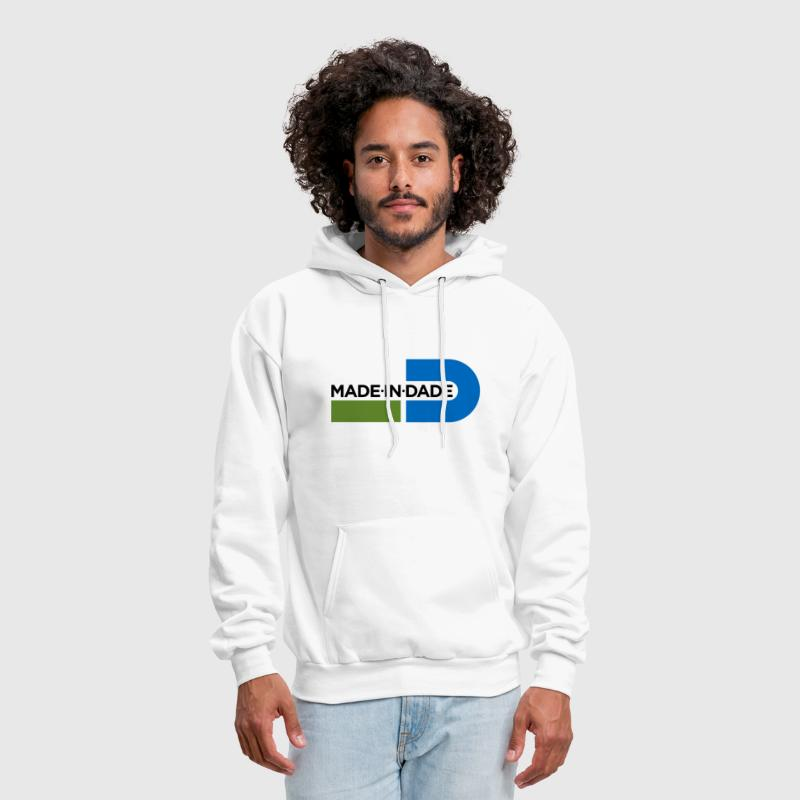 Made in Dade 1 - Men's Hoodie