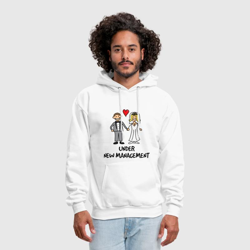 Wedding - Under New Management - Men's Hoodie