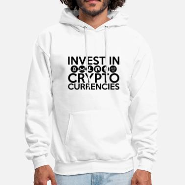 Cryptocurrency Invest In Cryptocurrencies - Men's Hoodie