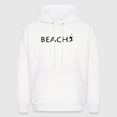 beachvolleyball beach Volleyball  - Men's Hoodie