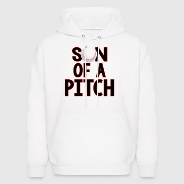 SON OF A PITCH - Men's Hoodie