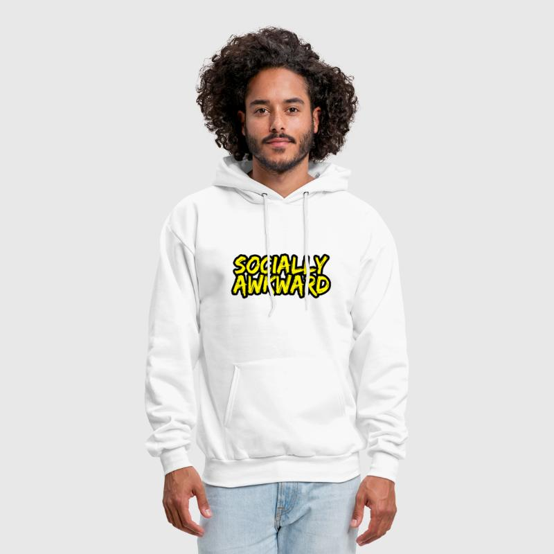Socially Awkward - Men's Hoodie