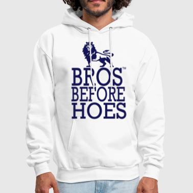 Bros Before Hoes BROS BEFORE HOES KING EDITION - Men's Hoodie