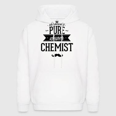 100 percent pure super chemist - Men's Hoodie