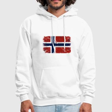 Norway Flag - Men's Hoodie