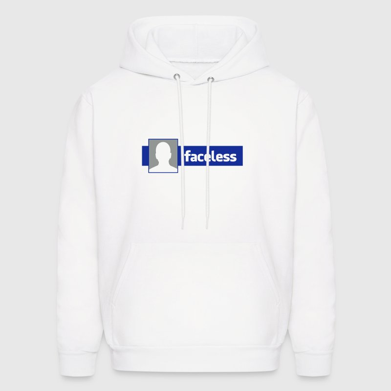 Faceless - Men's Hoodie