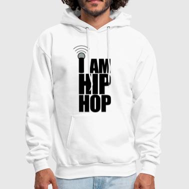 I Am Hip Hop - Men's Hoodie
