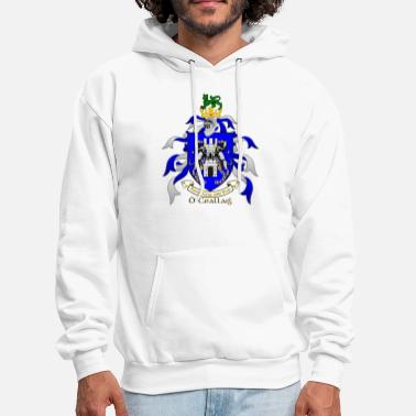 Crest Kelly Family Crest Shield - Men's Hoodie