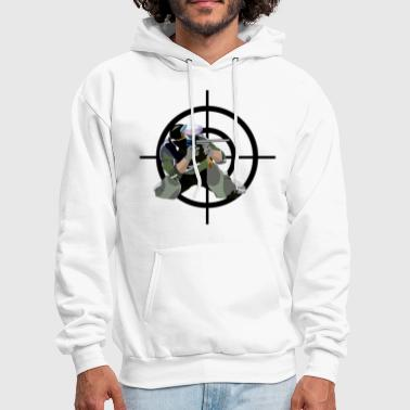 Paintball - Men's Hoodie