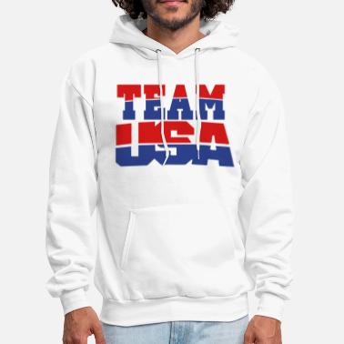Team Usa TEAM USA - Men's Hoodie