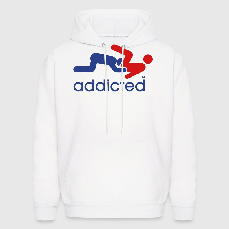 ADDICTED TO BOY PUSSY - Men's Hoodie