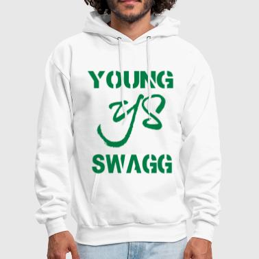 Swagg YOUNG SWAGG - Men's Hoodie