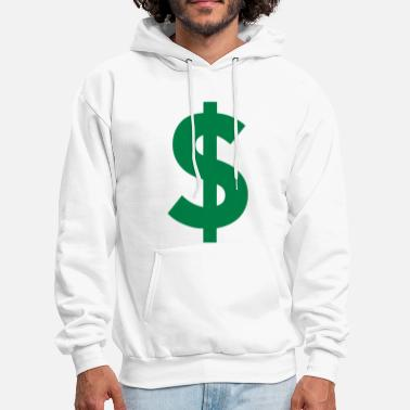 Dollar Sign Dollar Sign - Men's Hoodie