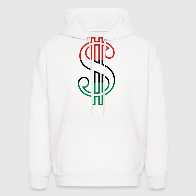Dollar Sign - Men's Hoodie