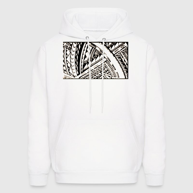 Fili Samoan Tribal art by Sku - Men's Hoodie