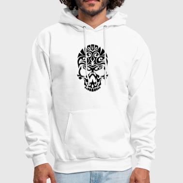 Heath death tribal skull dead heath - Men's Hoodie