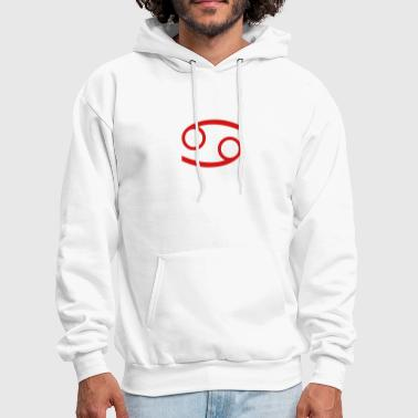 Chinese Zodiac Cancer 3 (1c)++2014 - Men's Hoodie