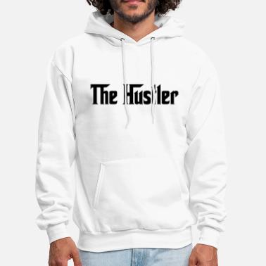 Hustler the hustler - Men's Hoodie